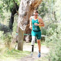 Justin Godfrey Triathlete Amputee
