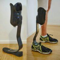 Cheetah Xplore Running Prosthesis