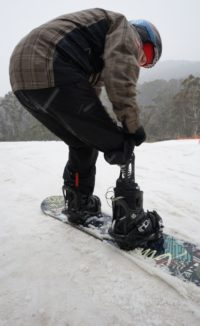 Snowboarding Prosthesis Amputee