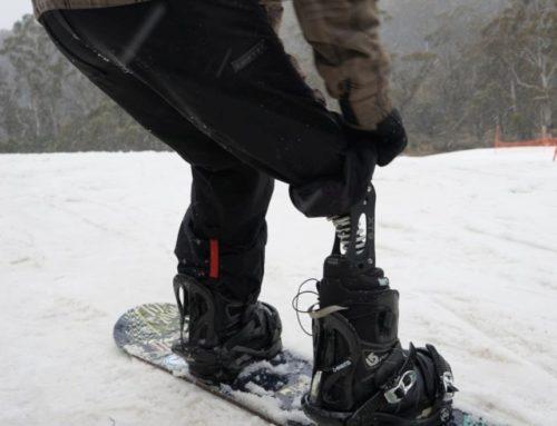 Snowboarding Prosthesis