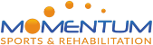 Momentum Sports & Rehabilitiation Logo