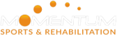 Momentum Sports & Rehabilitation Logo