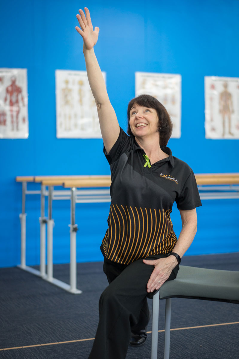 Canberra Physiotherapy Therapist Deb