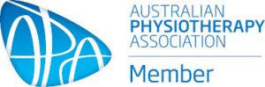APA Member Logo Canberra Physiotherapy
