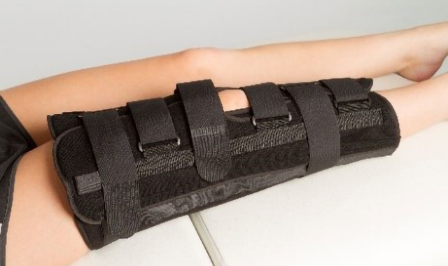 Knee Immobiliser - Zimmer Splint