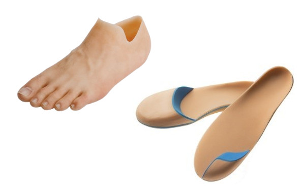 Partial Foot Prosthesis Orthosis