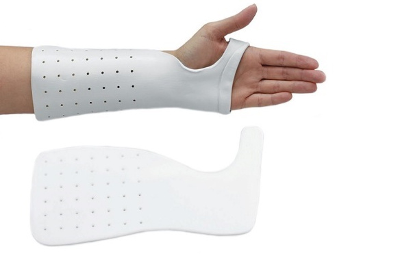 Thermoplastic Wrist Hand Orthosis (WHO)