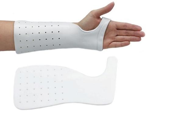 Thermoplastic Wrist Hand Orthosis (WHO)
