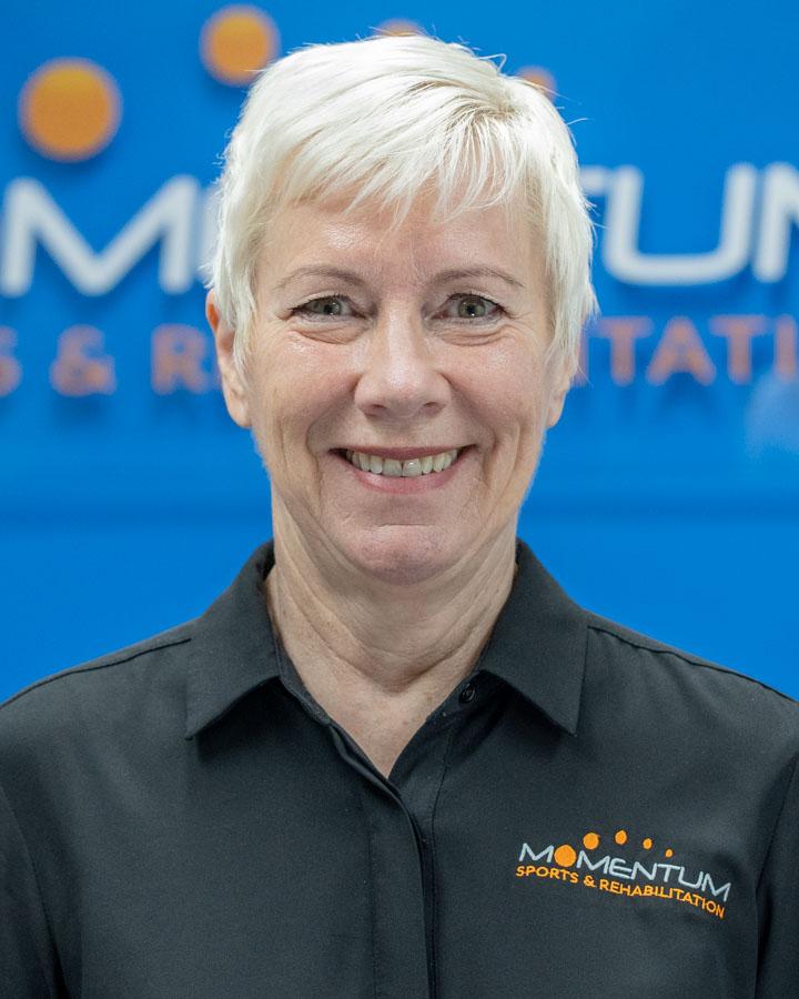 Margi Taylor - Administrator