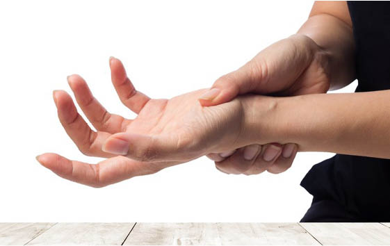 Hand recovery after a stroke