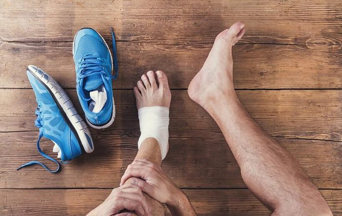 Injury preventions sports