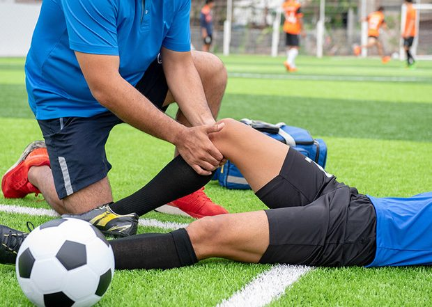 Can sports injuries be prevented- Part 2